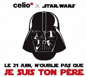 Celio Je suis ton Père