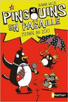 Pingouins en pagaille