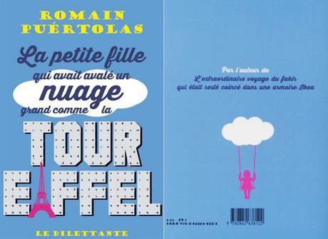 Un livre à lire: La petite fille qui avait avalé un nuage grand comme la tour Eiffel !