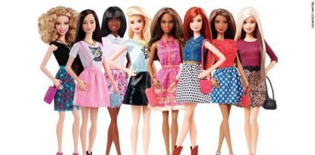 EVOLUTION : Barbie portera désormais des chaussures plates !