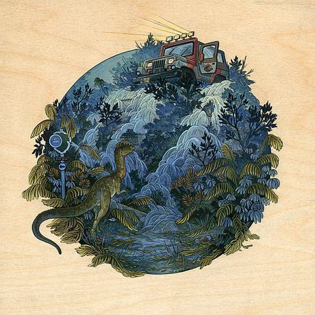 Nicole-Gustafsson-when-dinosaurs-ruled-the-earth