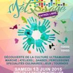 Festival de l'outre-Mer «Métissage» 2015