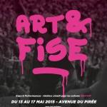Art & FISE – Le Street art prend de la hauteur