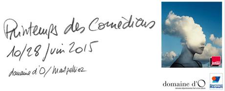 PRINTEMPS DES COMÉDIENS 2015