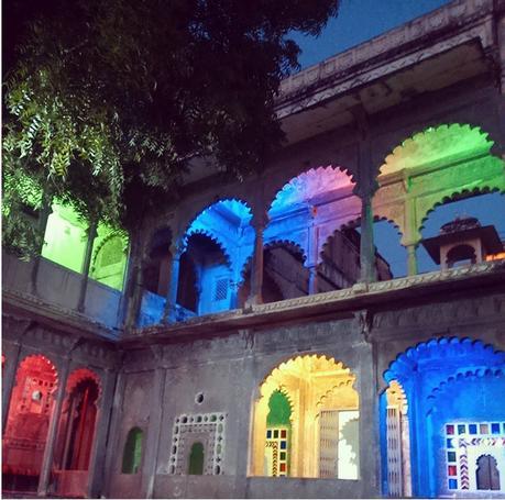 Découvrez Musée Bagore-ki-Haveli à Udaipur