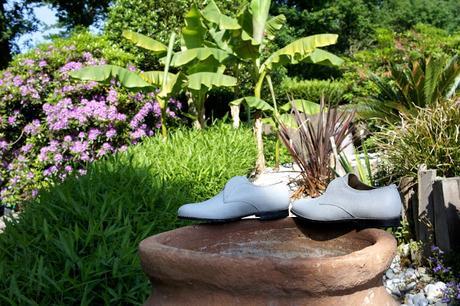Charlie May x Hudson shoes