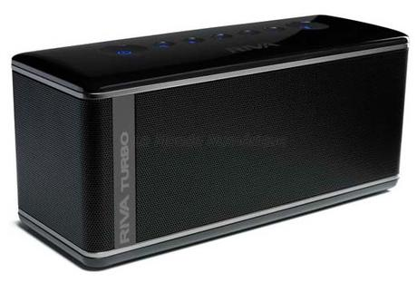 Nouvelle enceinte nomade Bluetooth Riva Turbo X