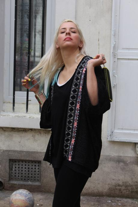 ethnic style gilet forever 21
