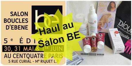 Haul # Le salon BE - Boucle d'Ebène