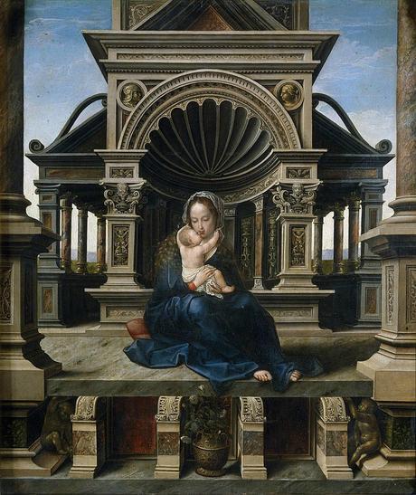 1516 madonna