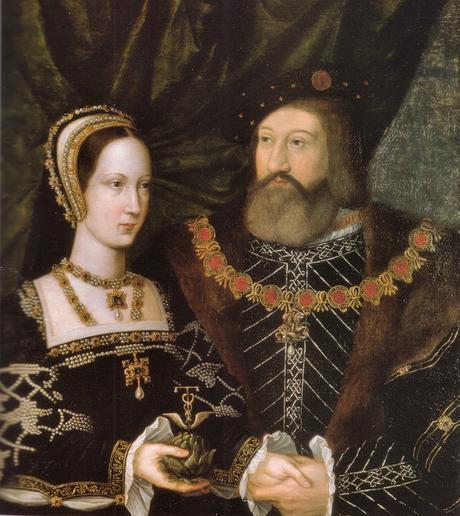 1515 marie d'angleterre et charles brandon
