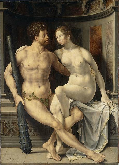 1517 hercule et deianira