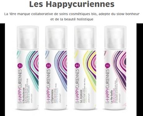 Les Happycuiennes : la première marque collaborative de soins cosmétiques bio