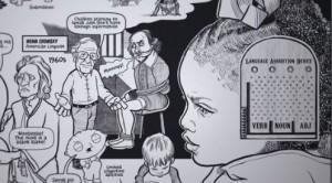 Noam Chomsky et l'acquisition du langage et de la mémoire