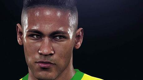 Neymar égérie de PES 2016