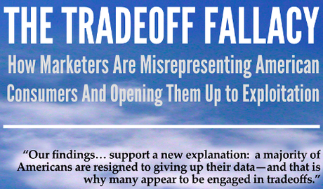 Étude de l'Université de Pennsylvanie - The Tradeoff Fallacy