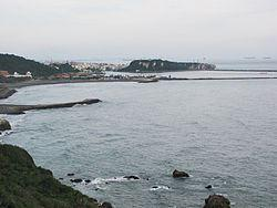 Baie de Sizihwan (photo de wikipédia)