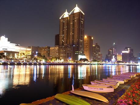 Ville de Kaohsiung (photo de Happytellus)
