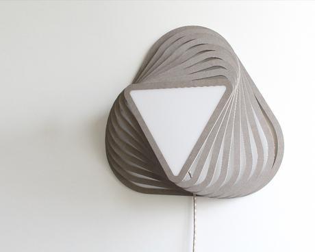 TWIK applique architecturale par le Studio Moeko