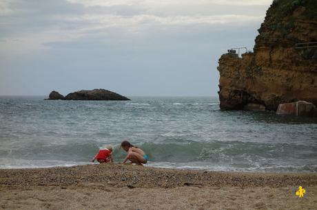 Biarritz avec des enfants – Pays Basque #2