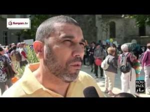 BEZIERS: Juifs, chrétiens, musulmans lancent un appel à la paix pour répondre à la haine
