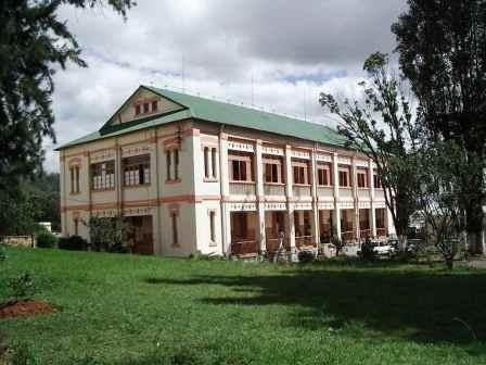 Antananarivo, ma ville.