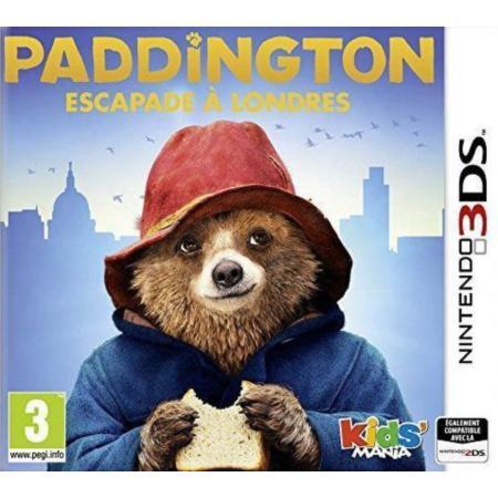 L'ours Paddington arrive sur 3DS