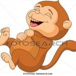 illustration de singe