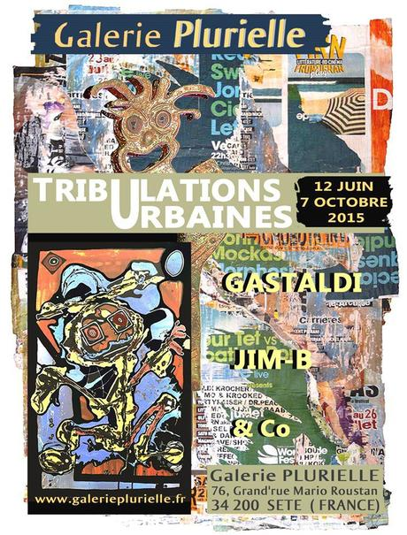 Vernissage Exposition TRIBULATIONS URBAINES