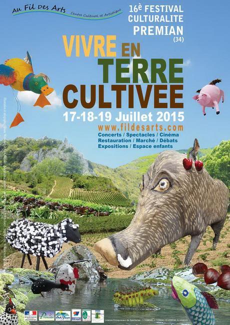 16ème Festival Culturalité à Prémian