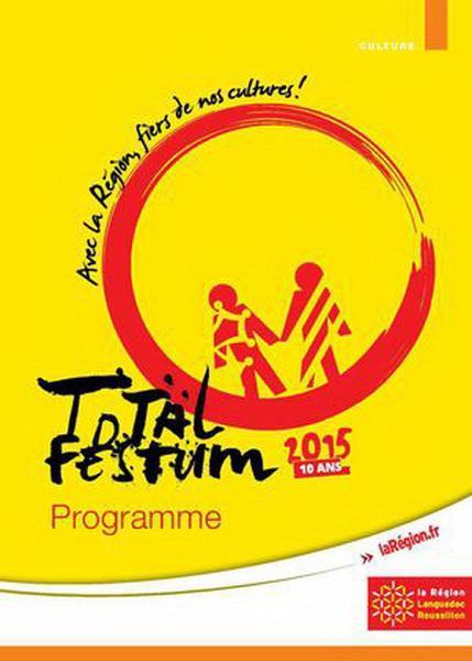 TOTAL FESTUM 2015 à Villeneuvette