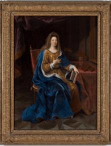 Françoise d'Aubigné, marquise de Maintenon (1635-1719), d'après Pierre Mignard (1612-1695), Vers 1700 © Musée-Promenade -