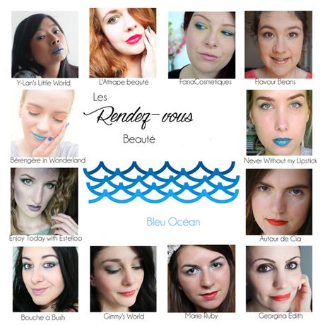 ~ RDV Beauté Bleu Océan ~