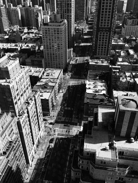 Nouvel Apple Store à Manhattan: l'art du street Art et de l'iPhone 6