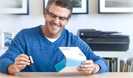 HP Instant Ink, vers une économie sur le remplacement des cartouches d'encre