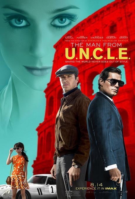2e trailer et affiche d'Agents très Spéciaux – Code U.N.CL.E