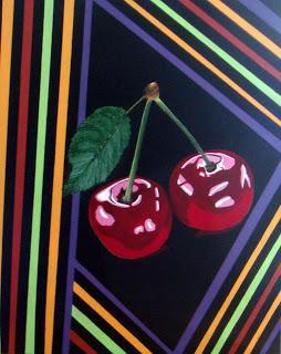 Fruits rouges et sabayon gratinés