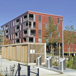 L'éco quartier Eikenott en Suisse (c) Rainer Sohlbank