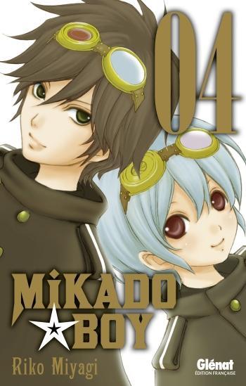 Mikado boy - Tome 04 - Riko Miyagi