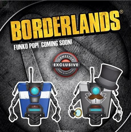 Figurine Funko chez Borderlands