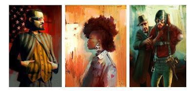 Galerie d'avatar : 11 illustrateurs talentueux !
