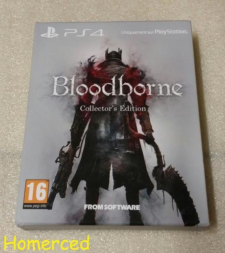 (PS4) Bloodborne version collector