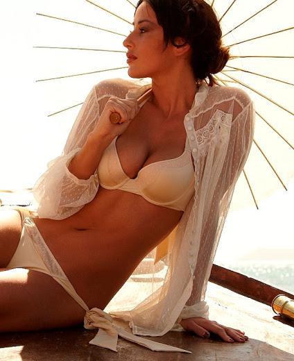 maillot de bain pour voyage de noce , lingerie shell belle love story
