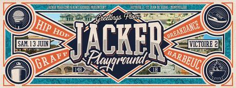 Jacker Playground [Jacker Magazine x Kiwi Records]