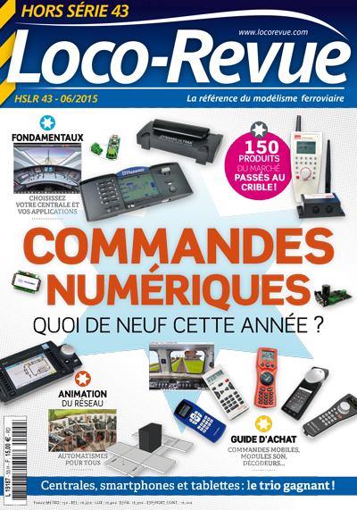 Loco-Revue HS 43 - commandes numériques