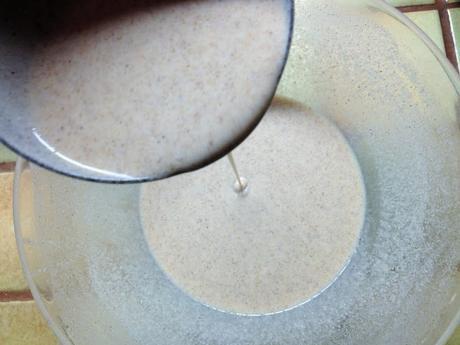 Crêpes sucrées de sarrasin sans lait [ +2 versions : vegan et IG bas ]