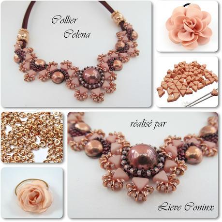 CLENA collier par Lieve CONINX