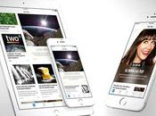 News remplace Kiosque iPhone iPad