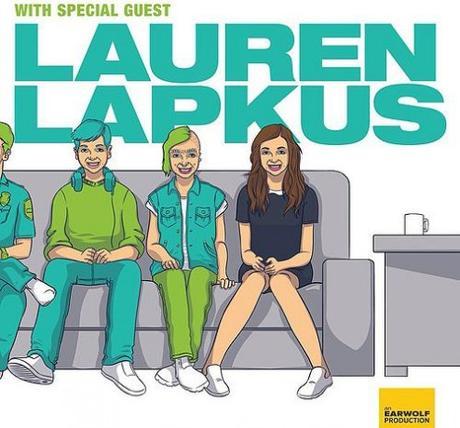 lauren-lapkus-earwolf-production
