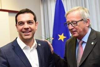 L'Union Européenne veut l'abolition de la démocratie en Grèce